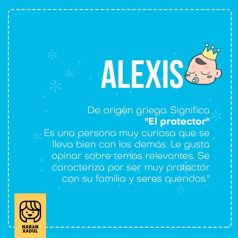 Alexis Naranxadul