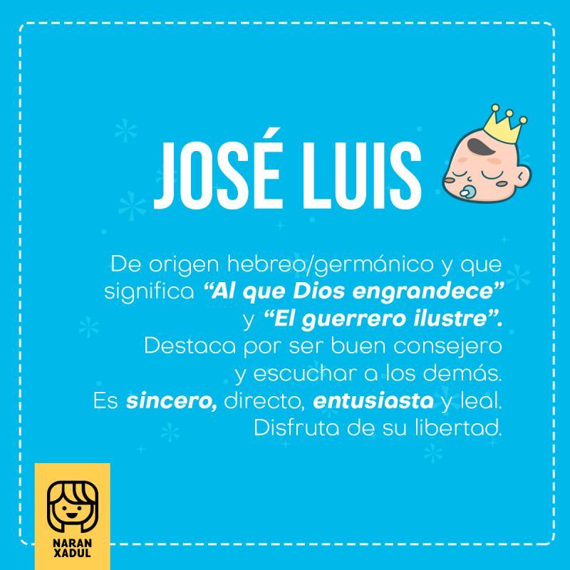 José Luis Naranxadul