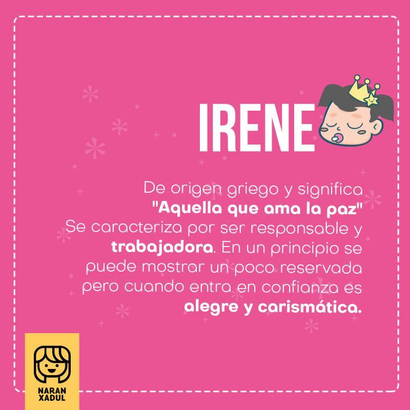 Irene Naranxadul