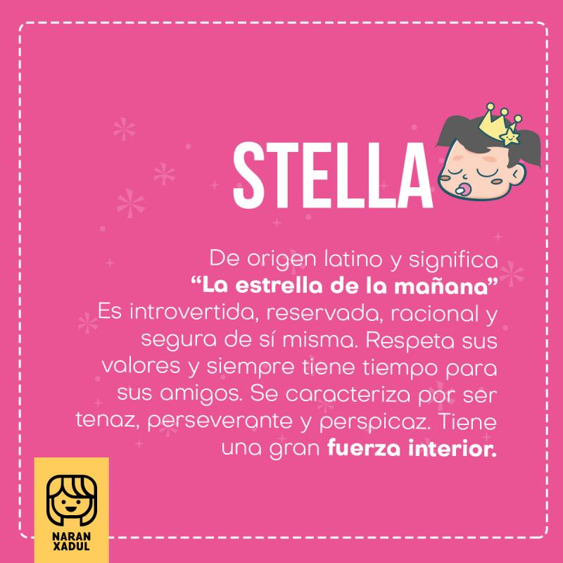 Stella Naranxadul