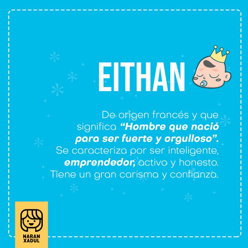 Significado de Eithan