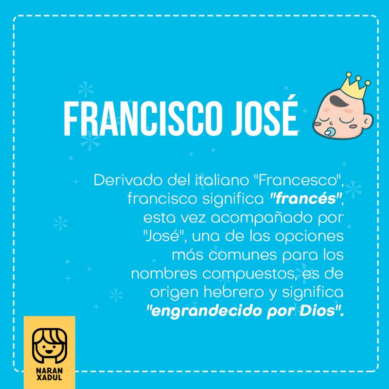 Significado de Francisco José
