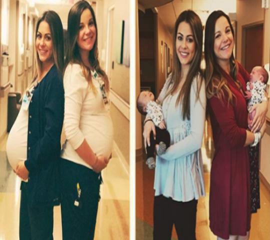 El Embarazo Puede Ser Contagioso Entre Amigas Según Estudio