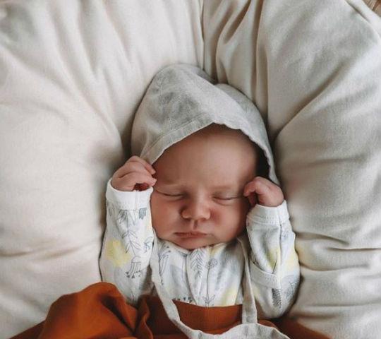 bc89d3df5 7 cosas que perciben los recién nacidos. Recién nacido. Foto IG  dicolaaa