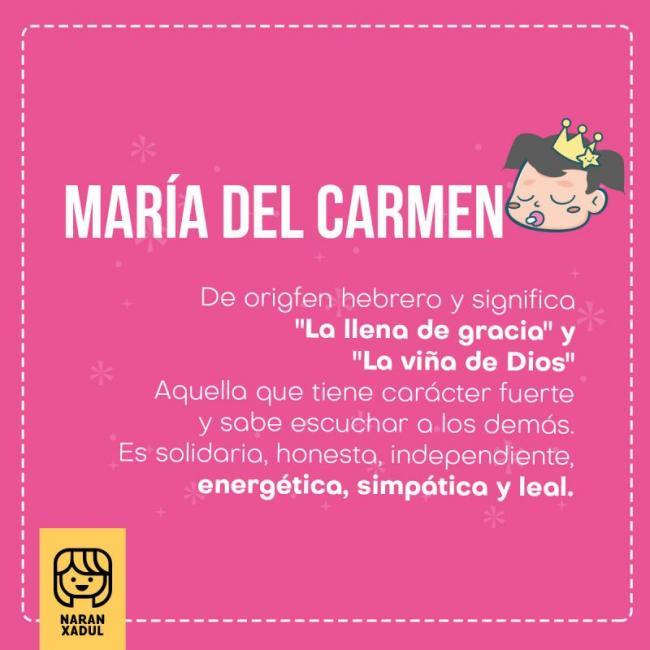 Mar 237 A Del Carmen Naranxadul